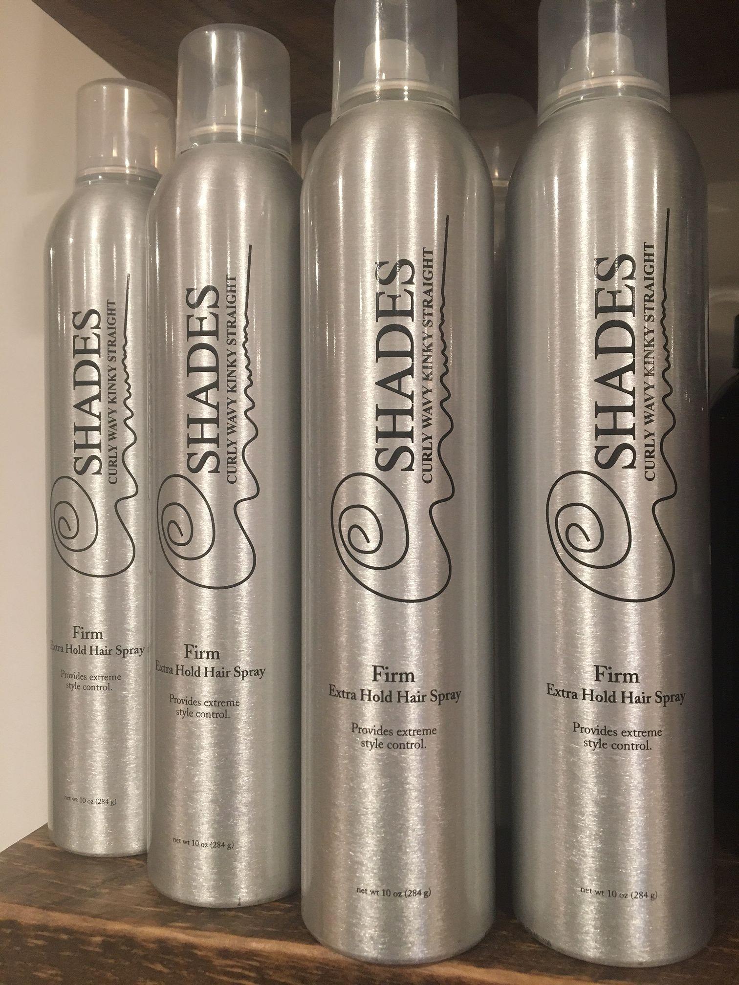 Firm Hair Spray
