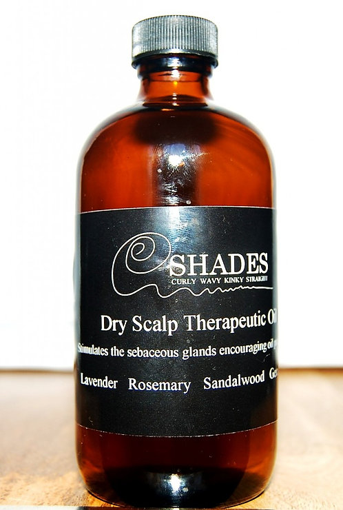Wholesale Shades Dry Scalp Therapeutic Oil