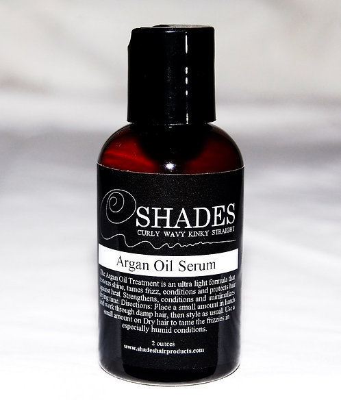 Shades Argan Oil Serum