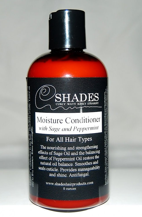 Moisture Conditioner w/Sage & Peppermint Whls