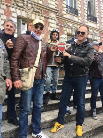 Edition Dino Tour 2020 Lambretta Club France