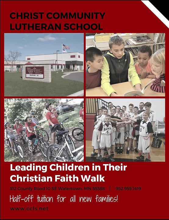 Christ Community Lutheran School Watertown