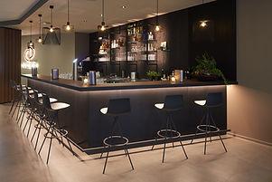 Bar an Lounge