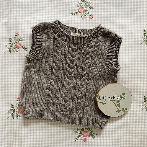 BERTIE Knitted Vest