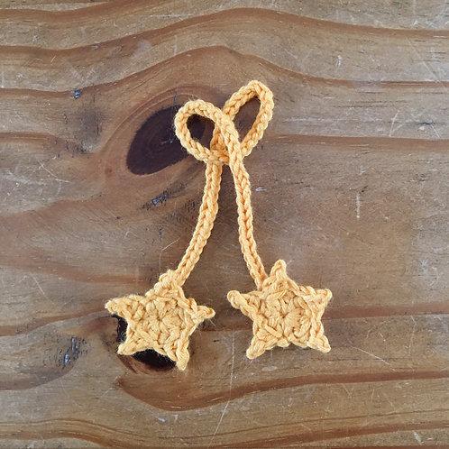 Star Umbilical Cord Tie