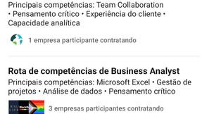 Aprendizado e novas Competências no LinkedIn
