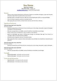 Modelo CV Profissional Eficiente.JPG