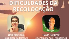 Live DRIBLANDO AS DIFICULDADES DA RECOLOCAÇÃO