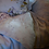 Thumbnail: Drap AGNESE Lin Fond Blanc - TESSITURA TOSCANA TELERIE