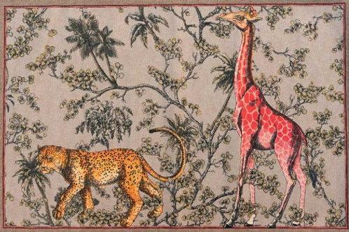 Tapis SAVANNA - Tessitura Toscana Telerie et La Girafe Bleue