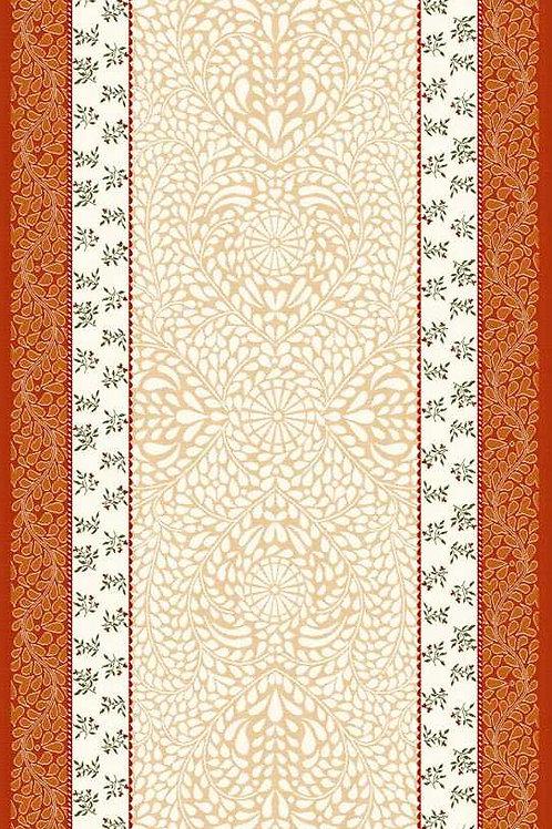 AUBRAC orange/rouge