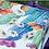 Thumbnail: Chemin de Table KACTUS Lin - Tessitura Toscana Telerie et La Girafe Bleue