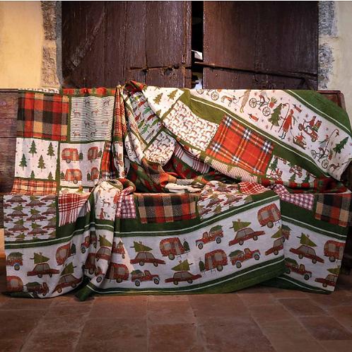 Mezzero MEDLEY -  Tessitura Toscana Telerie