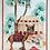 Thumbnail: Torchon SOUK Rosso Lin - Tessitura Toscana Telerie et La Girafe Bleue