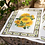 Thumbnail: Torchon ETRUSCAN GAR. GIRASOLI  Lin - Tessitura Tosc. Telerie et La Girafe Bleue