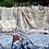 Thumbnail: Mezzero BOUNTY Lin - Tessitura Toscana Telerie et la Girafe Bleue