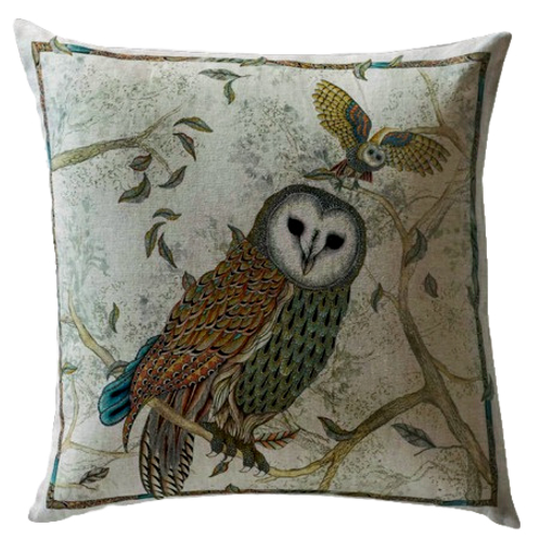 Coussin BUBO - Tessitura Toscana Telerie