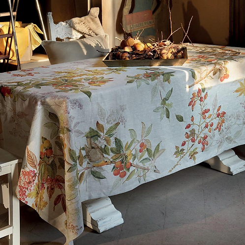 Nappe ARBOUSIER - Tessitura Toscana Telerie