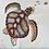 Thumbnail: NINJA - IZYLINENS Coton percale - La Girafe Bleue et Tessitura,Toscana Telerie
