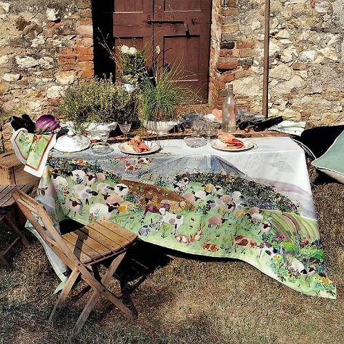 Nappe HEIDI Coton - 170 x 140 - TESSITURA TOSCANA TELERIE