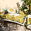 Thumbnail: Nappe ETRUSCAN GARDEN  Lin - Tessitura Toscana Telerie et La Gir