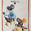 Thumbnail: Torchon FIGARO Rosso Lin - Tessitura Toscana Telerie et La Girafe Bleue