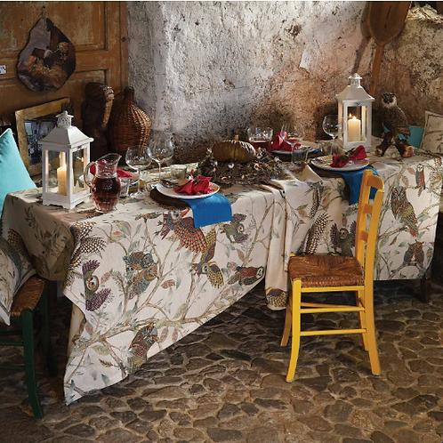 Nappe CHIU Lin - Tessitura Toscana Telerie et La Girafe Bleue