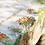 Thumbnail: Nappe POTAGER DU BALCON Lin - Tessitura Toscana Telerie er La Girafe Bleue