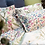 Thumbnail: Housse de Couette PEPPOLA Coton - La Girafe Bleue et Tessitura Toscana Te