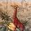 Thumbnail: Nappe SAVANA Lin - TessituraToscana Telerie etLa Girafe Bleue