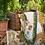 Thumbnail: Torchon POTAGER DU BALCON Ocra Lin  Tessitura Toscana Telerie et La Girafe Bleue
