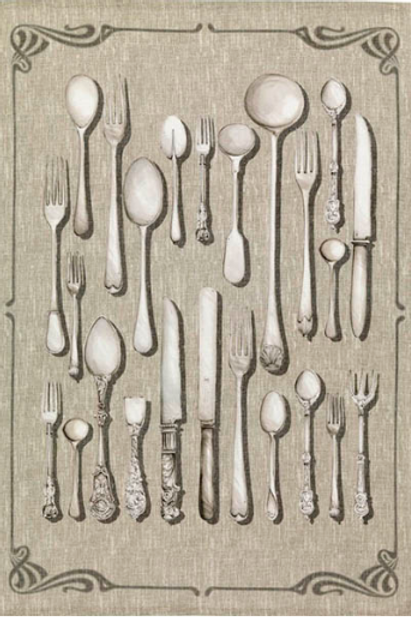 COUVERTS cutlery