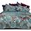Thumbnail: BUBO GUFO - IZYLINENS Coton percale - La Girafe Bleue et Tessitura Tosc. Telerie