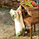 Thumbnail: Torchon POTAGER DU BALCON VerdeLin  Tessitura Toscana Telerie et La Girafe Bleue