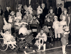 SDSBHA xmas party pic 1962