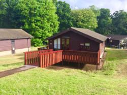 Lodge - New Decking & Ramp