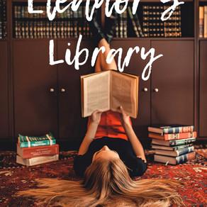 Take A Peek Inside Eleanor's Library