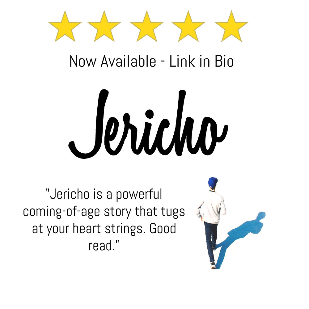 Copy of Jericho - Made with PosterMyWall