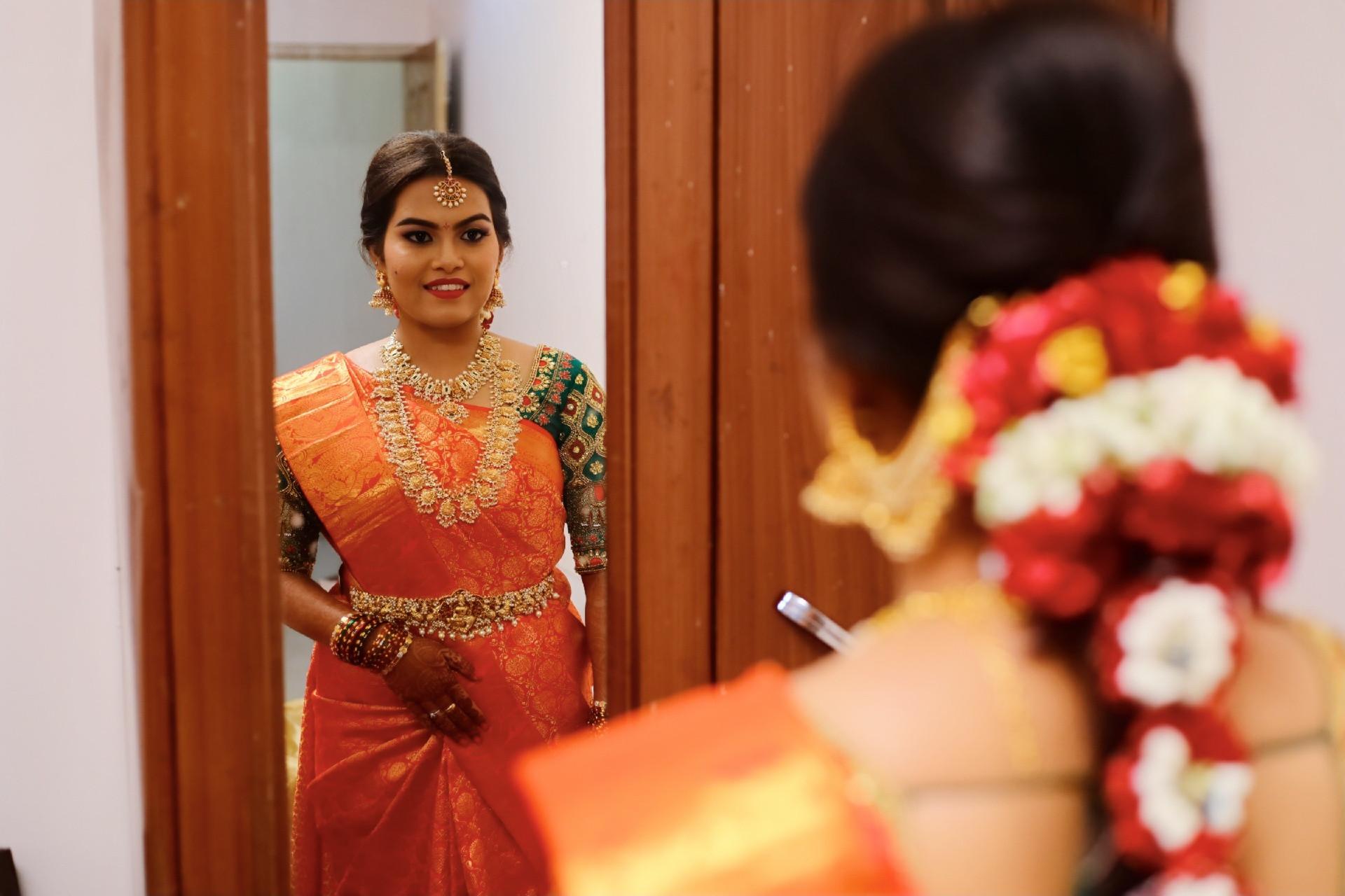 South Indian Bridal Makeup