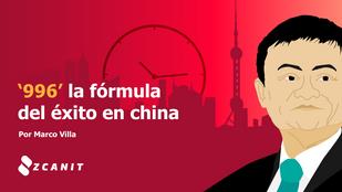 '996' la fórmula del éxito en China