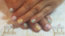 Nails by Jolela at J. Lyn and Friends Salon