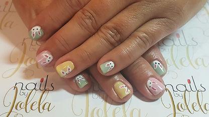 Nails by Jolela at J. Lyn and Friends Salon