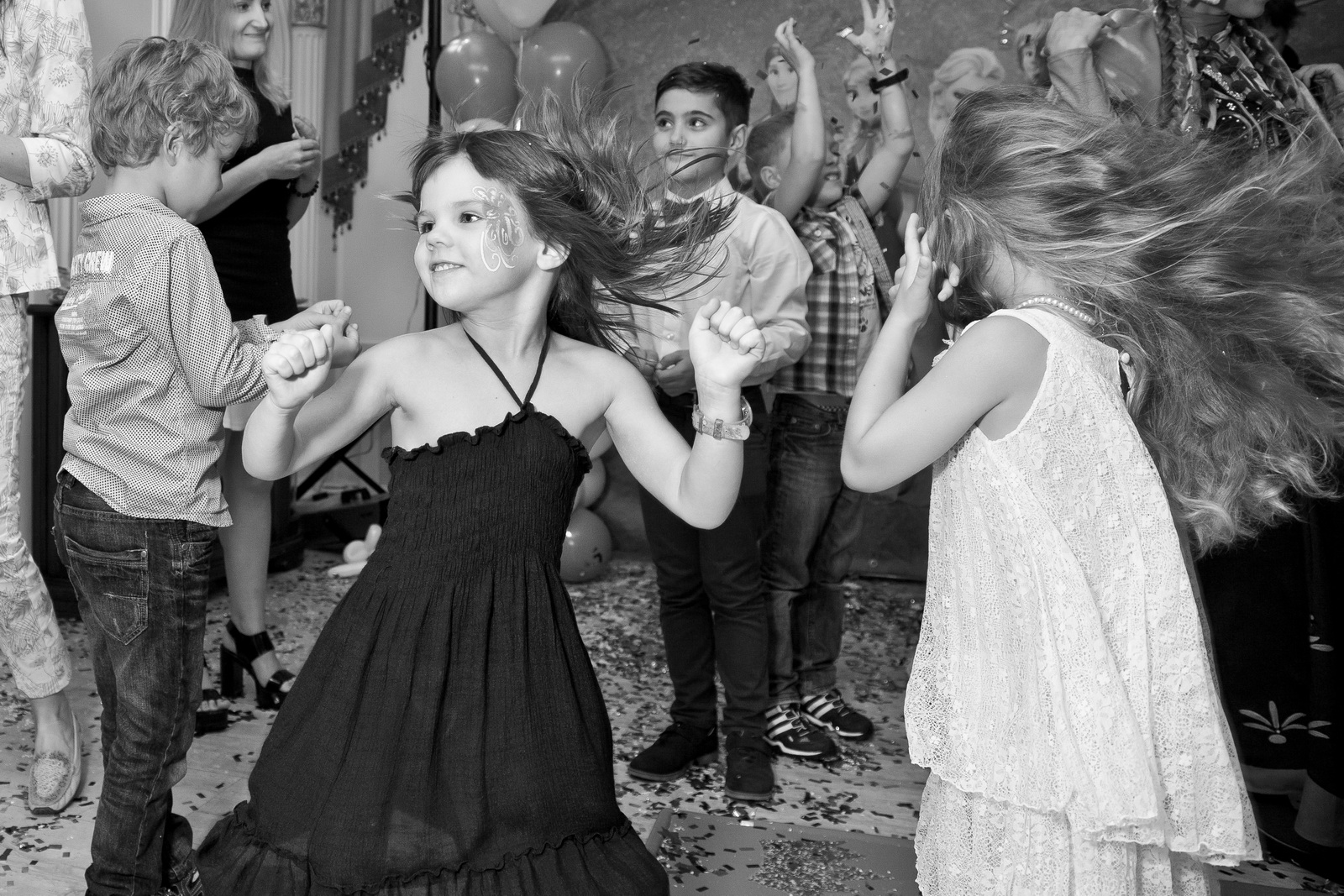 Съемка на детских праздниках