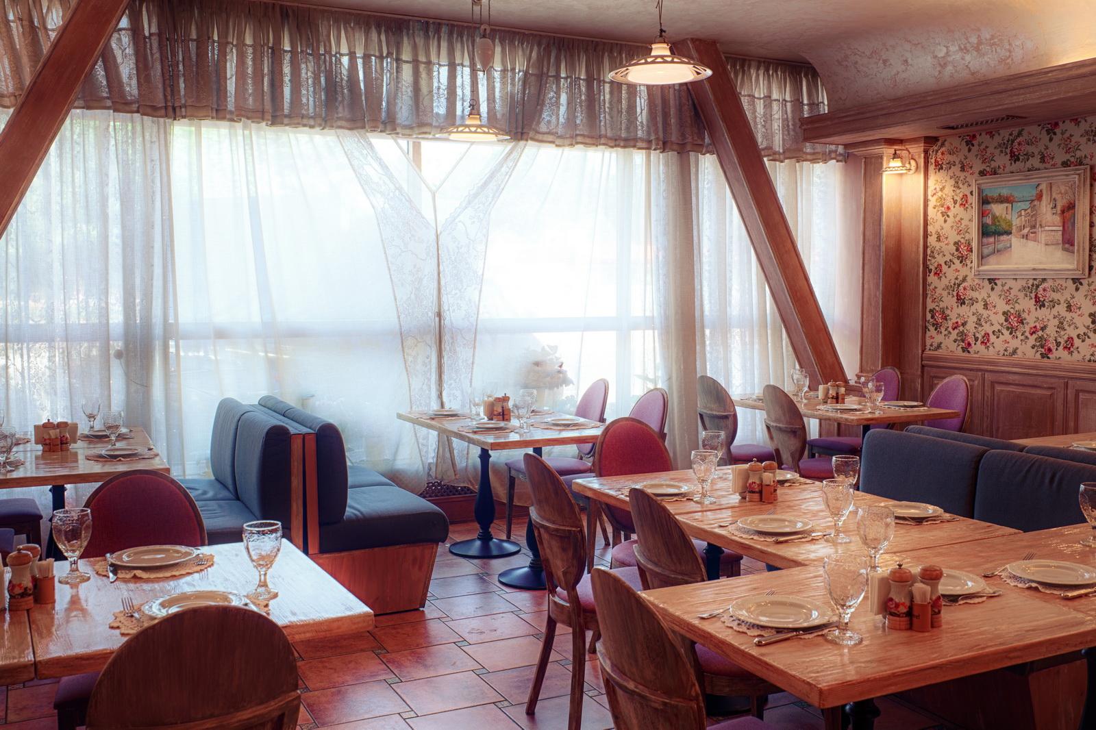 """Королёв. Ресторан """"Оджахури"""""""