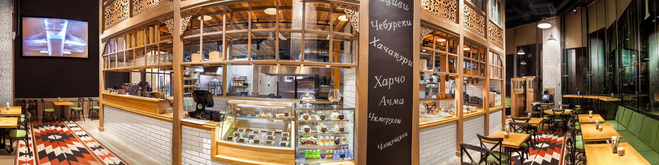 "Москва. Кафе ""Kulinari"""