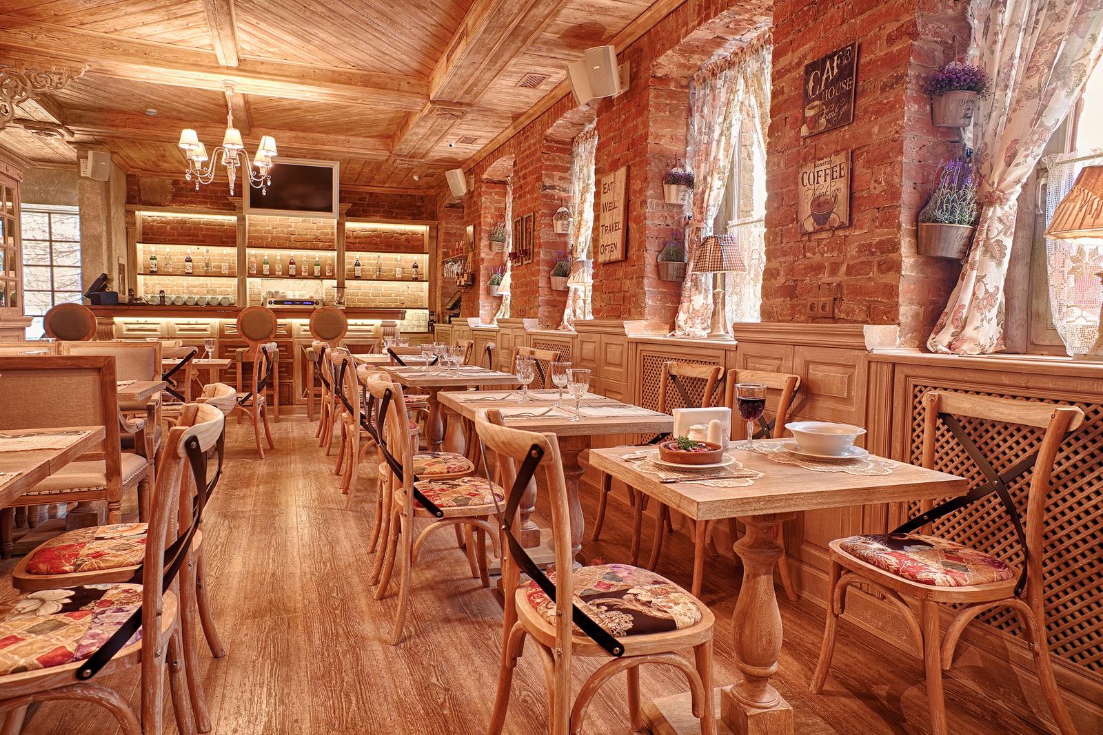 "Москва. Ресторан ""Оджахури"""