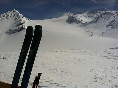 Die Ötztaler Haute Route - Skidurchquerung auf der Venter Runde