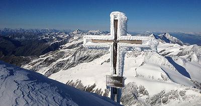 Der Skihochtouren-Klassiker über die Johannishütte auf den fünfthöchsten Berg Österreichs, den Großvenediger ( 3.666 m)