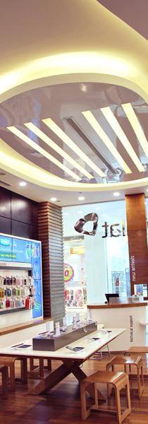 Etisalat Concept Store