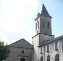 L'église d'Anglès